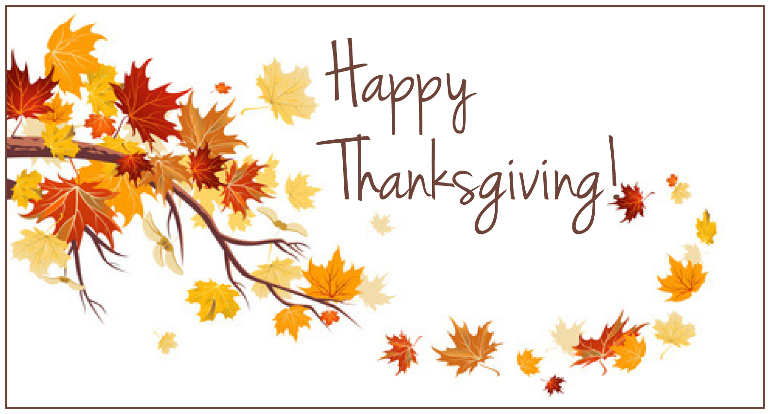 happy thanksgiving clip art - photo #2