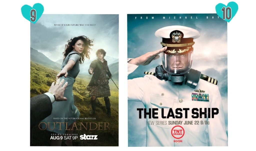 outlander and the last ship