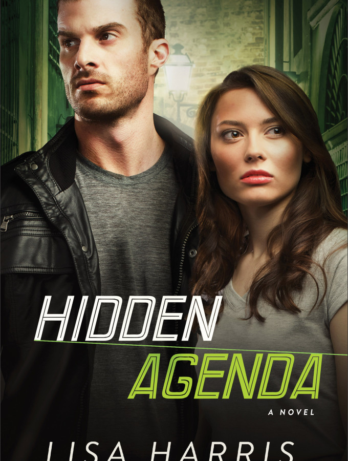 REVIEW: Hidden Agenda by Lisa Harris