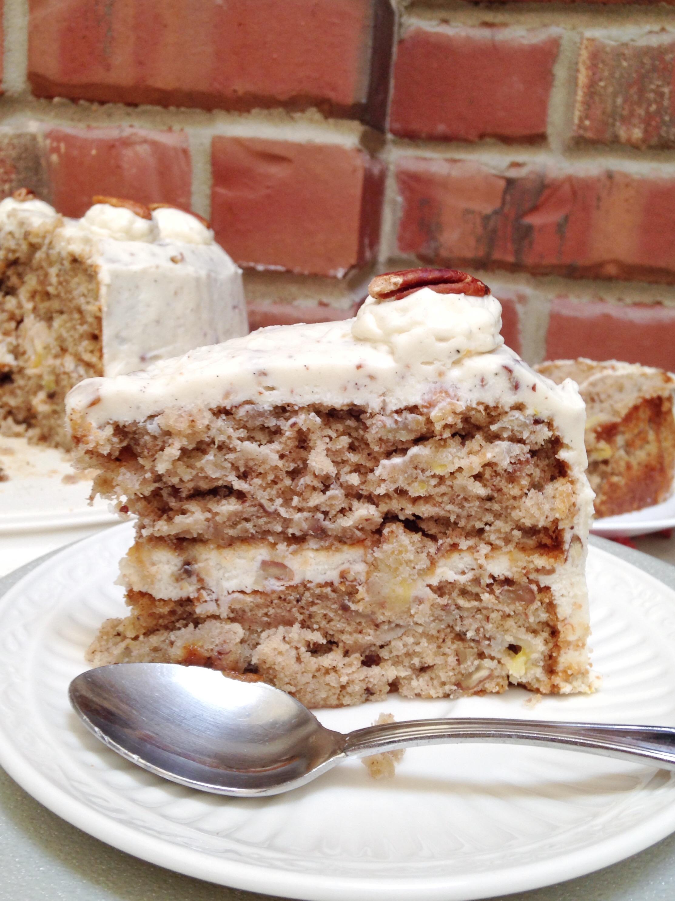 Hummingbird Cake | will bake for books