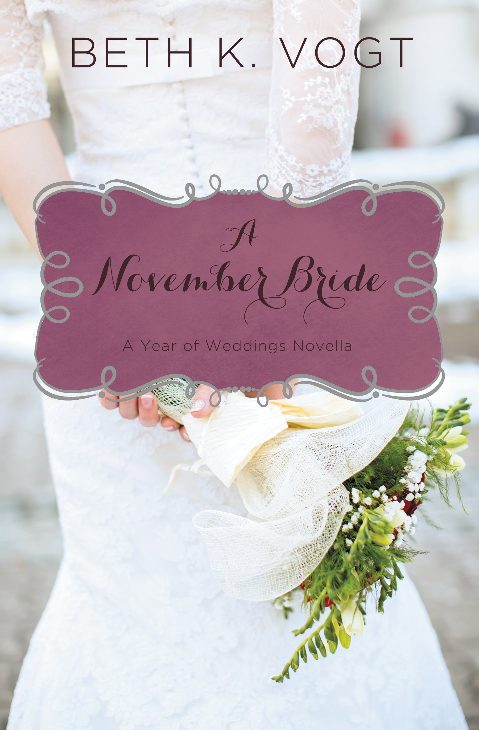 Happy Thanksgiving! | An ebook giveaway of 'A November Bride' by Beth K. Vogt on willbakeforbooks.com! Ends 11/30 at midnight.