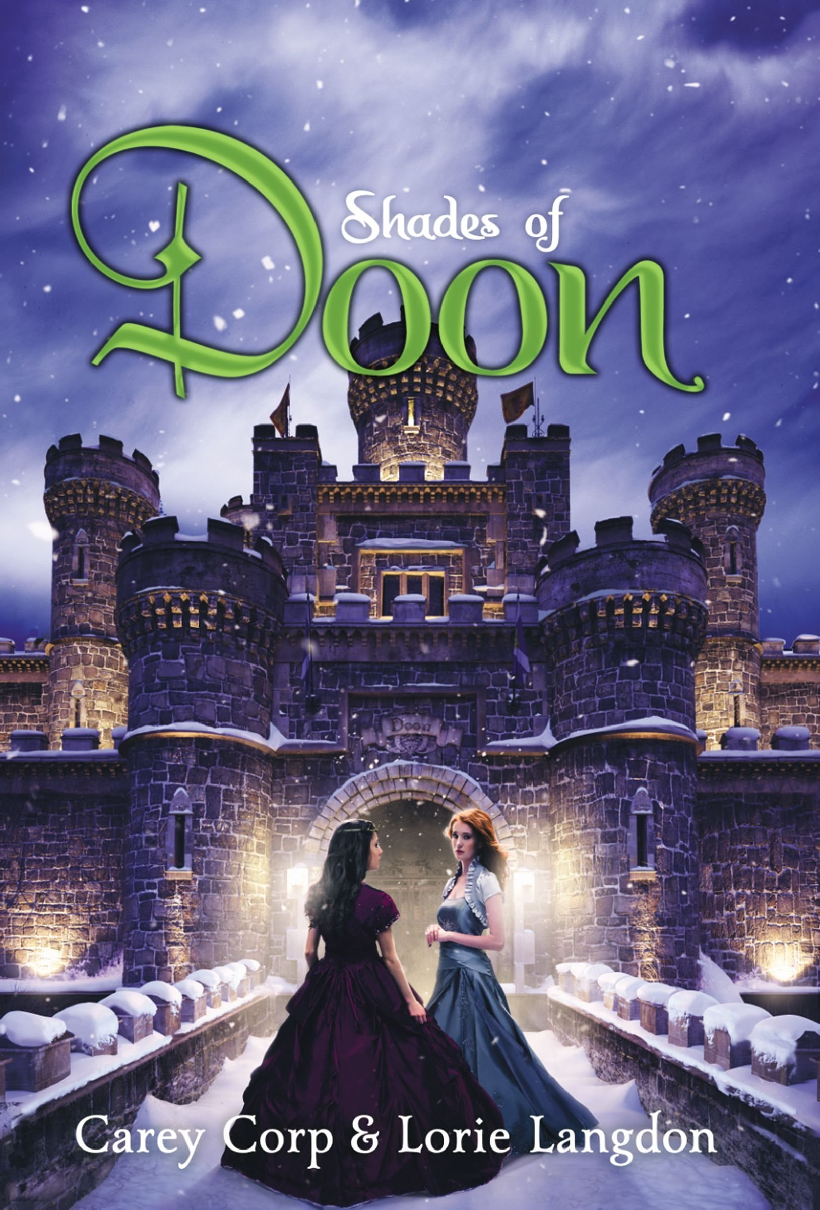 book review: Shades of Doon by Carey Corp & Lorie Langdon on willbakeforbooks.com