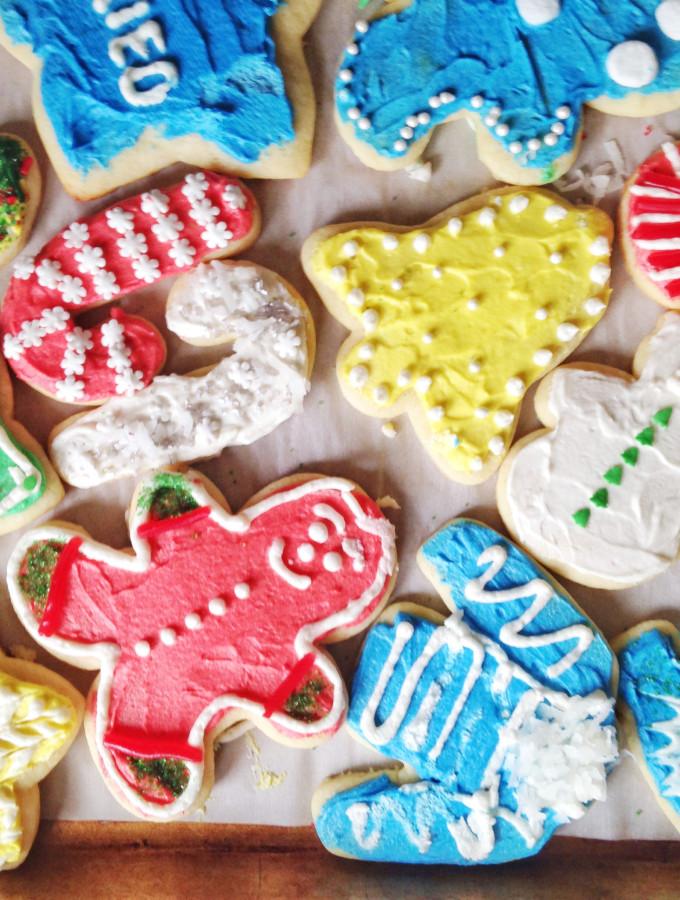 The Best Christmas Sugar Cookies
