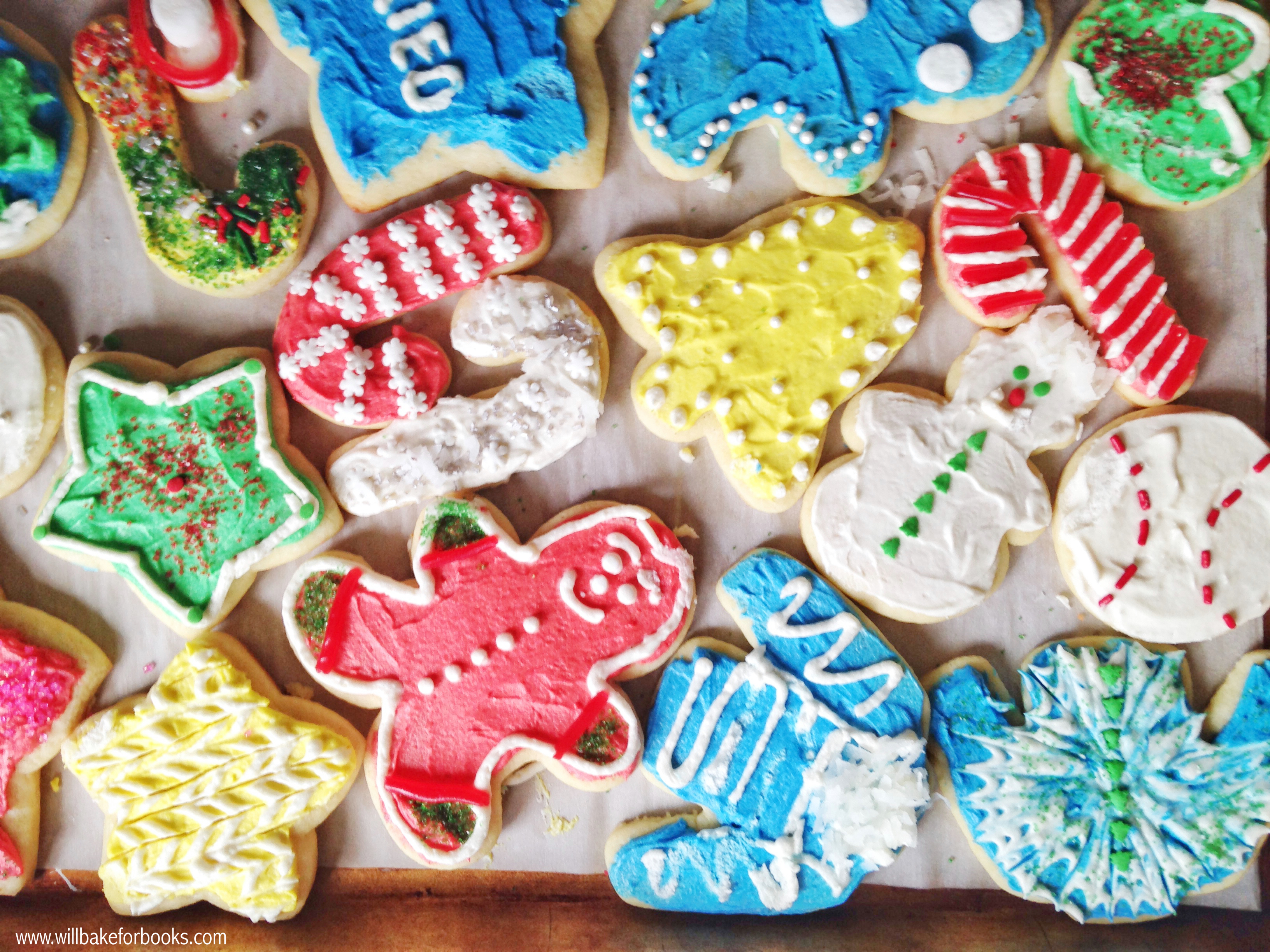 The Best Christmas Sugar Cookies