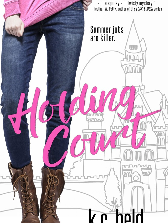 REVIEW: Holding Court by K.C. Held