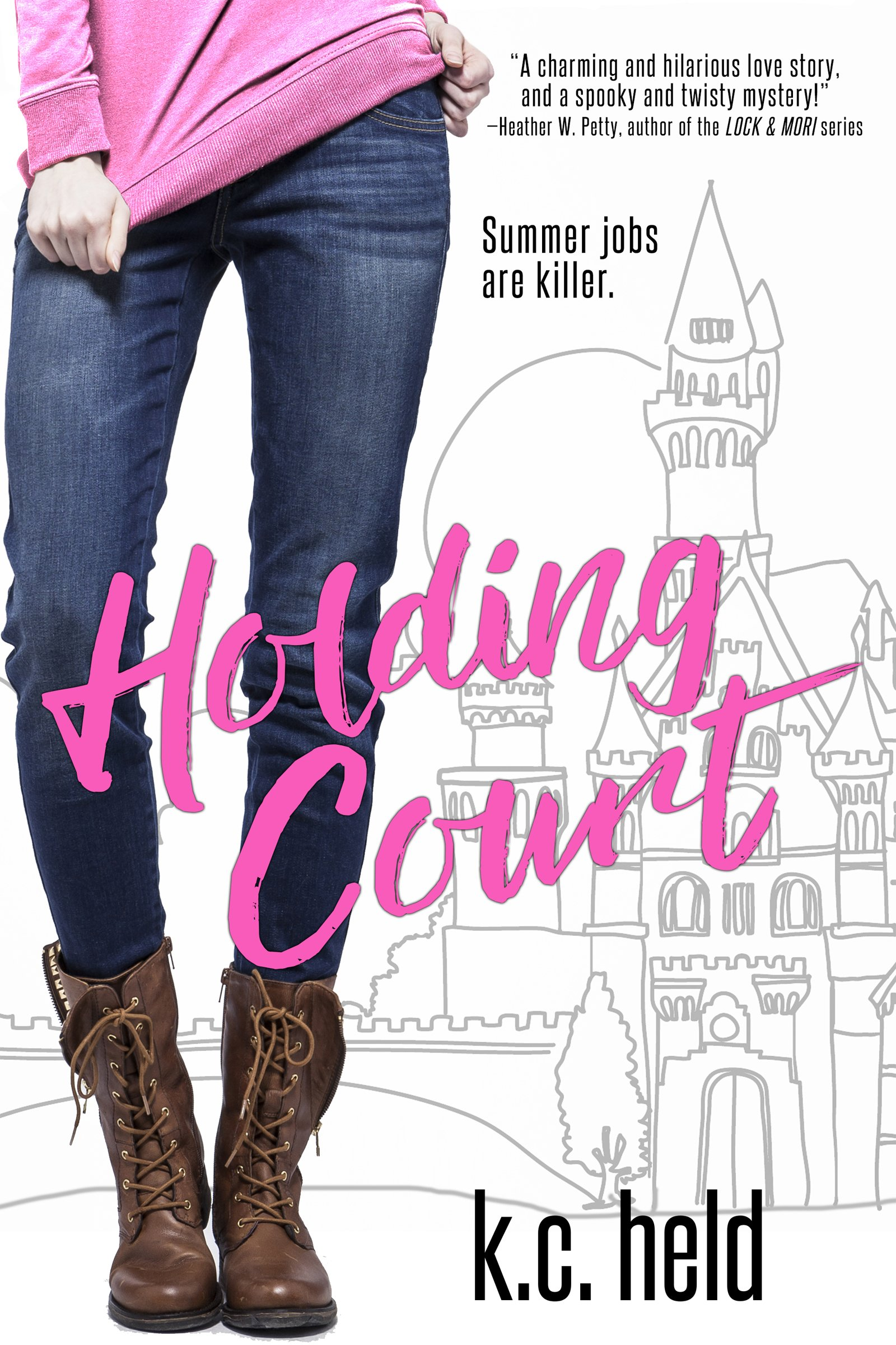 Book Review: Holding Court by K.C. Held