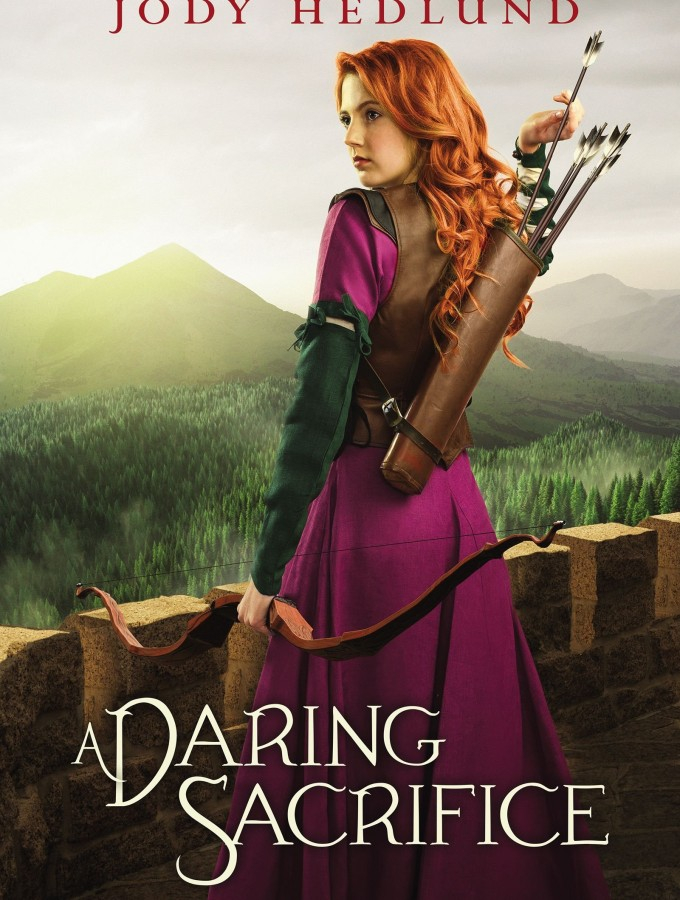 REVIEW + GIVEAWAY: A Daring Sacrifice by Jody Hedlund