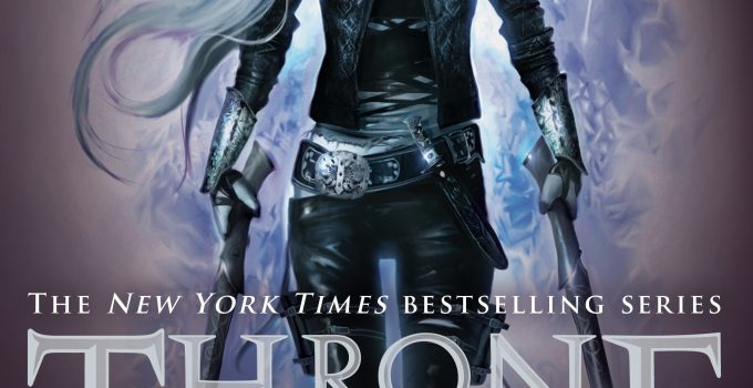 REVIEW + GIVEAWAY: Throne of Glass by Sarah J. Maas