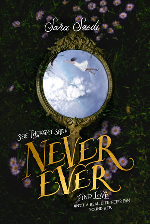 Never Ever by Sara Saedi