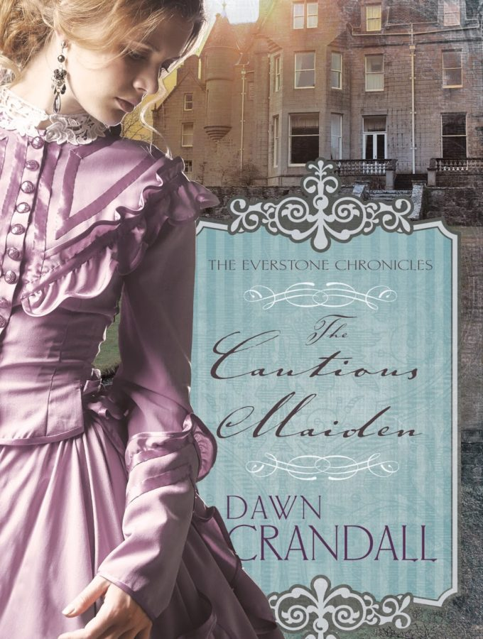 REVIEW + GIVEAWAY: The Cautious Maiden by Dawn Crandall