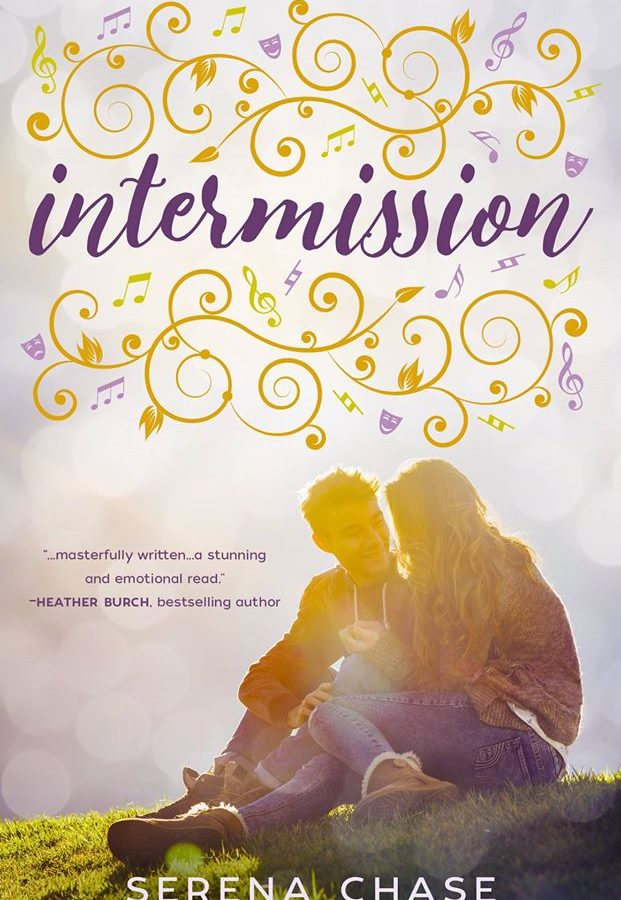Review + Giveaway: Intermission by Serena Chase